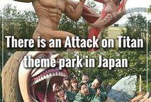 Атаке Титанов