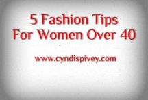 Fasion tips for woman over 40
