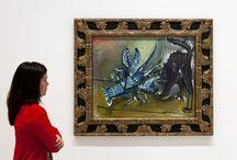 Animales de Arte / Colección de imágenes donde los animales son los protagonistas en el mundo del Arte.