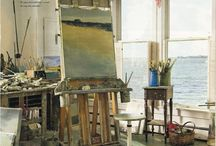 PAINTERS ARTISTS AND STUDIOS