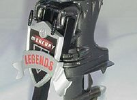 Mercury toy outboards