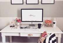Office / by Ashley Gordon