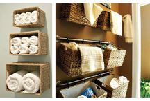 Organized Restrooms / Organize your bathroom and get ready for your day much quicker.  / by Time For You ORGANIZING