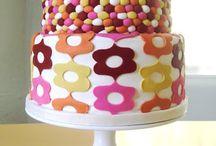 cakes / by Debbie Bennedum Burke