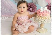 Cake Smash / Smash Cakes