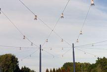 Lumières - Espace public / lumières et aménagements urbains