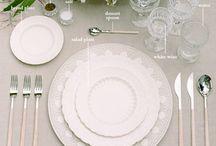 Mesa para almoço/jantar