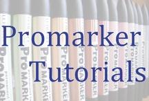 Craftroom: ProMarkers 4