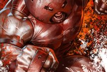 The Juggernaut / One of My Favourite Marvel Characters