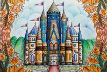 color castle