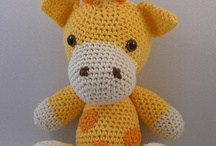 Crochet Animals, Dolls and Toys / Crochet toys / by Pamela Stoll