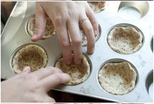 dessert - pies + tartlets / by Ilona Belous