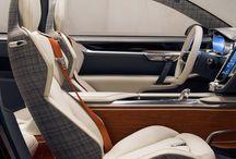 car interior leather custom