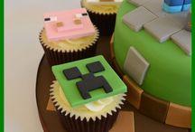 Minecraft Birthday / by Antoinette Martires