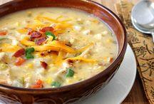 Soupes/Salades