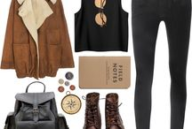 fall || winter outfits
