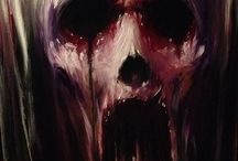 Horror Dark Art