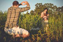 Ensaios fotográficos (Photo shoots)