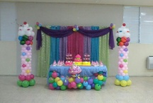 Balloons ideas / by MLO