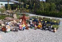 Záhradné centrum / Predaj rastlín, záhradníckych potrieb a doplnkov do záhrady.