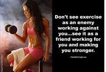 health & fitness.