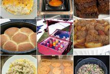 Solar Cooker Recipes