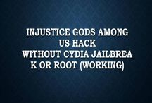 Injustice Gods Among Us Hack without cydia jailbreak or root