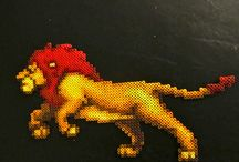 Crosstitch LionKing / Disney Lion King