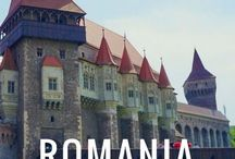 Places to visit Romania
