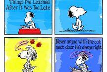 Snoopy!