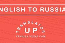 TranslatorUp.com Presentation / Presentation of translation services