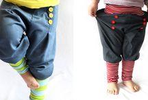 Sewing Ideas | KIDS / Hier sammle ich Inspirationen für Selbsgenähtes für Kinder.