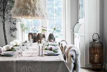 Dinning/living rooms / by Elaine Whyte