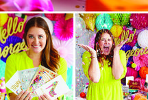 Colour splash/fun weddings