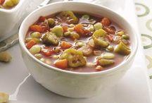 Soup anyone? / by Karyn Smith