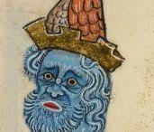 middeleeuwse miniaturen