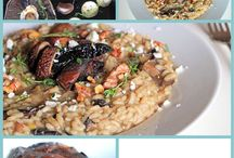 Vegetarian Mains / by Rachael
