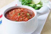 Tomaten / Tomatensalsa