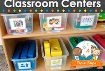classroom arrangement / by Darlene Skidmore