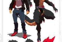 Beastrancers