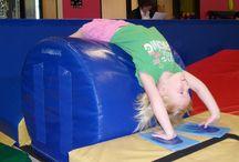 kleuter Gimnastiek