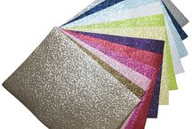 Decorative Papers / Papers for Wedding Invitations and Crafting