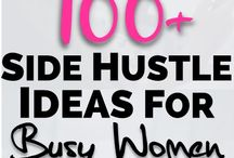 Side Hustle Ideas / Passive income at home to make money.  Side Hustle, side gigs