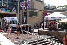 Salvonista @ Brisbane / Salvosnista's tour of Brisbane