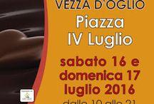 Cioccolarsi per passione, la festa del cioccolato  16 e 17 luglio Vezza d'Oglio (BS)