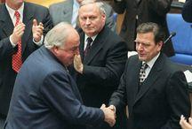 Rot-grüne Regierung 1998-2005