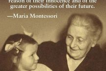 Inspiration / by Montessori School of Huntsville