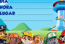 Invitaciones de Cumpleaños GRATIS /  ▷ Descarga 100% GRATIS ✅ Invitaciones de Cumpleaños infantiles para niños y niñas de sus personajes favoritos de dibujos animados de la televisión y películas: La Patrulla Canina, Peppa Pig, Princesas Disney, Super héroes Marvel, etc.