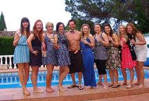 CHEEKY BUTLERS MARBELLA / When it comes to Hen Parties in Marbella.  Our Cheeky Butler are the experts at getting your party started in style!