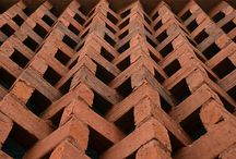 Brick constructure